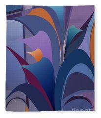 Calla Collection Fleece Blanket