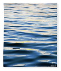 Calm Water Fleece Blanket