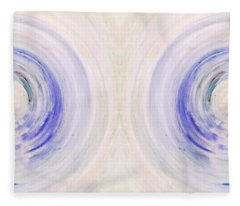 Living Waters Fleece Blanket