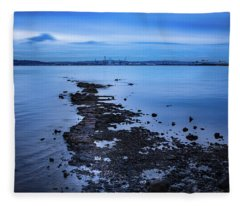 Calmness Fleece Blanket