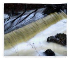Canaan Dam Fleece Blanket
