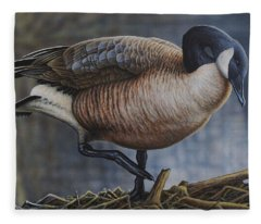 Canada Goose Fleece Blanket