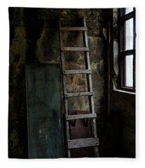 Cannery Ladder Fleece Blanket