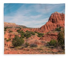 Canyon Hike Fleece Blanket