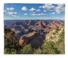Canyon Vista Fleece Blanket