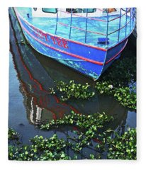 Cap'n Tee Henderson Swamp Fleece Blanket