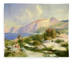 Capri Fleece Blanket