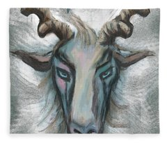 Capricorn Fleece Blanket