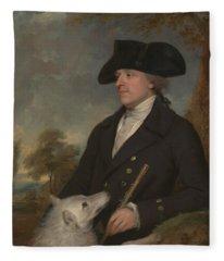 Captain Stevens Fleece Blanket