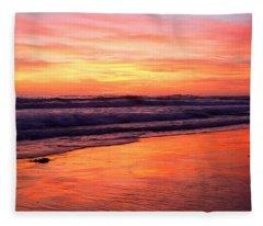 Cardiff Colors  Fleece Blanket