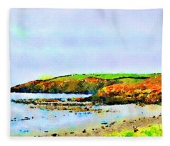 Cardigan Bay Fleece Blanket