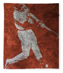 Carlos Correa Houston Astros Art Fleece Blanket