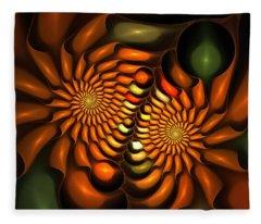 Carnival-5 Fleece Blanket