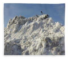 Cart Art No. 31 Fleece Blanket