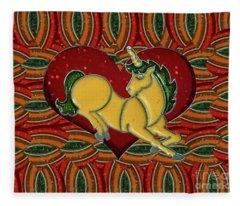 Casablanca Unicorn Dreams Fleece Blanket