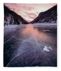 Cascade Ice Fleece Blanket