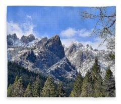 Castle Crags Fleece Blanket