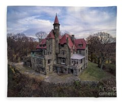 Castle Rock Fleece Blanket