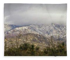 Catalina's With Snow Fleece Blanket