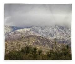 Catalina's With Snow Fleece Blanket