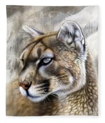 Catamount Fleece Blanket