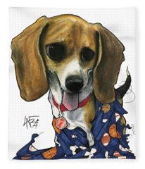 Catha 3239 Fleece Blanket