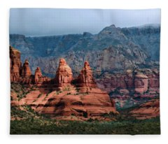 Cathedral / Nuns 06-006 Fleece Blanket