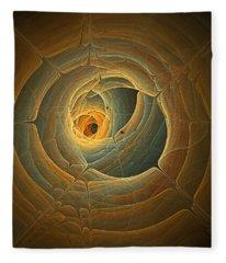 Cavern-5 Fleece Blanket