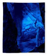 Cavern Fleece Blanket