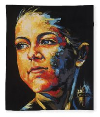 Cecilie Fleece Blanket