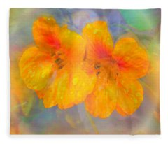 Celebration Of Life. Fleece Blanket