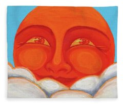 Celestial 2016 #1 Fleece Blanket