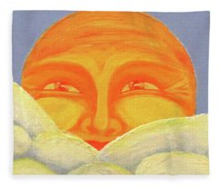 Celestial 2016 #2 Fleece Blanket