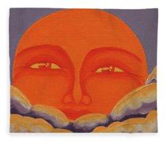 Celestial 2016 #4 Fleece Blanket