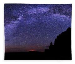 Celestial Fleece Blankets
