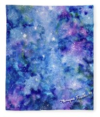 Celestial Dreams Fleece Blanket