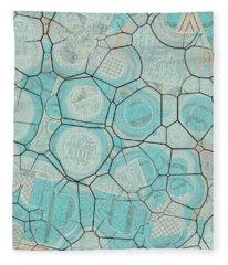 Cellules - 04c1 Fleece Blanket