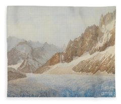 Chamonix Fleece Blanket