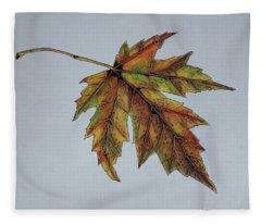 Changing Times Fleece Blanket