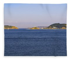 Channel Islands  Fleece Blanket