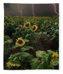 Chaos  Fleece Blanket