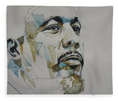Charles Mingus  Fleece Blanket