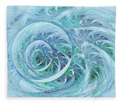 Charybdis Fleece Blanket