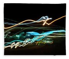 Chasing Cars Fleece Blanket