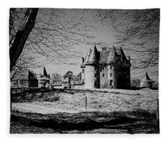 Chateau Du Landale Fleece Blanket