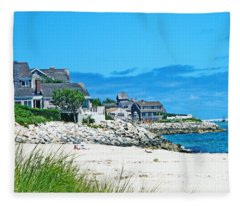Chatham Cape Cod Fleece Blanket