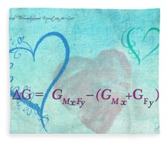 Chemical Thermodynamic Equation For Love Fleece Blanket