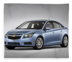 Chevrolet Fleece Blanket