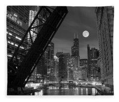 Chicago Pride Of Illinois Fleece Blanket