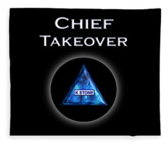 Chief Takeover Fleece Blanket